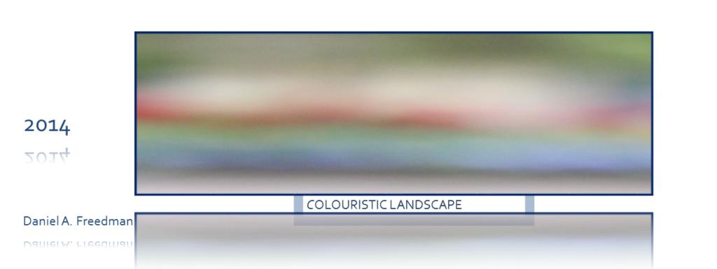 colouristic landscape
